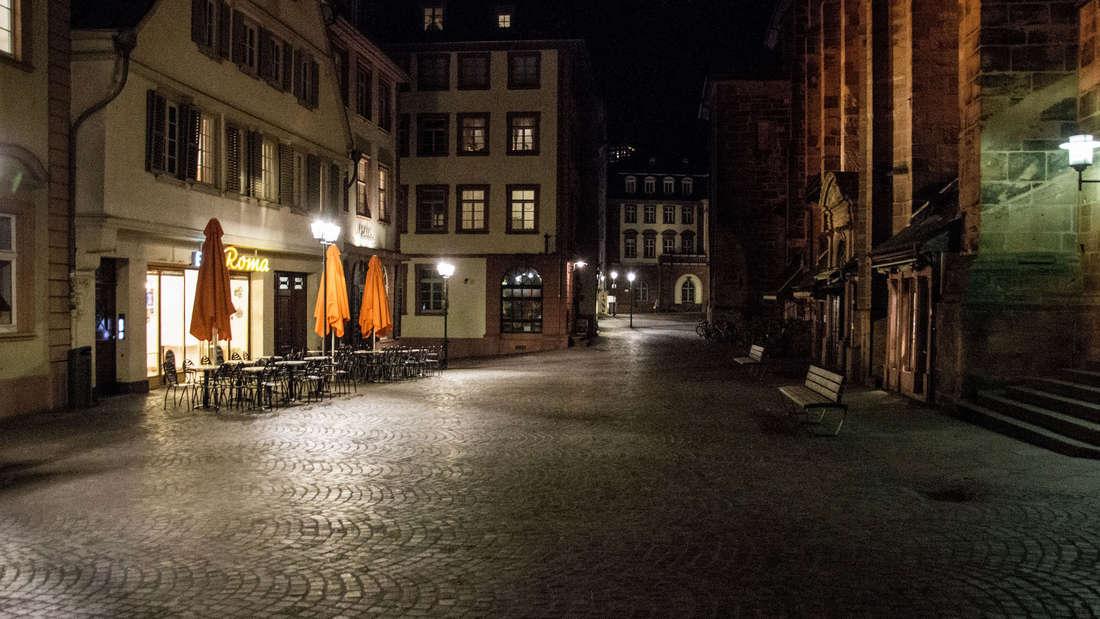 Coronavirus: Heidelberg gleicht einer Geisterstadt