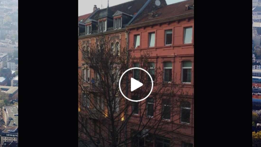Coronavirus in Mannheim: Spontanes Fenster-Konzert im Jungbusch