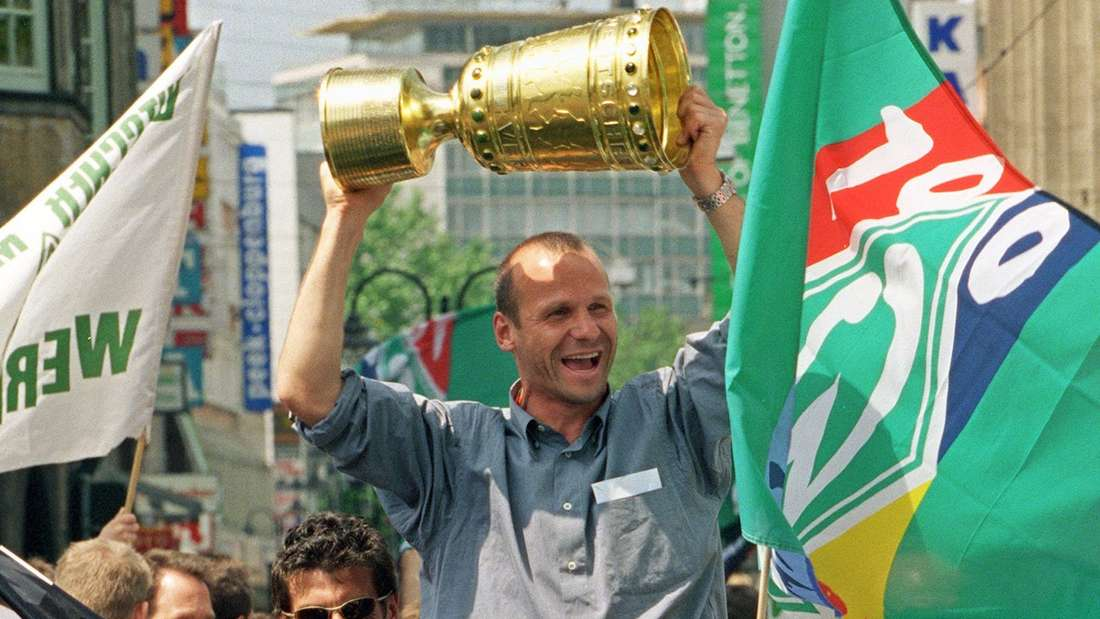 DFB-Pokal Bernhard Trares