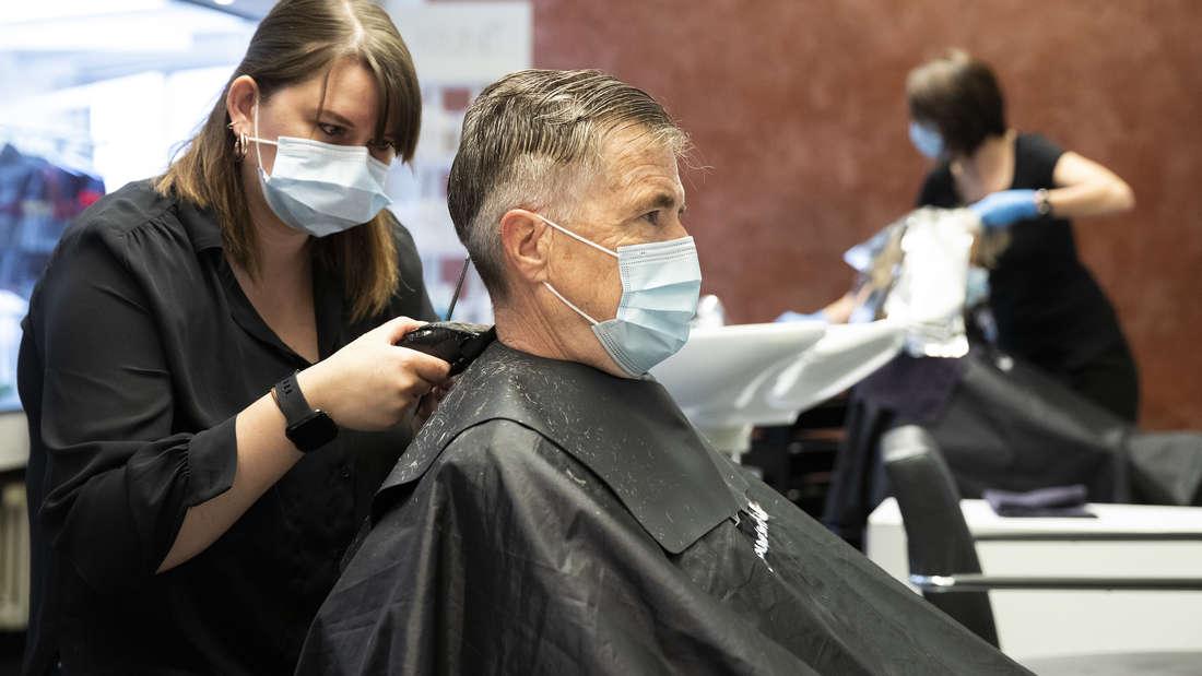 Wie der Friseurbesuch in Mannheim ab Montag aussehen wird
