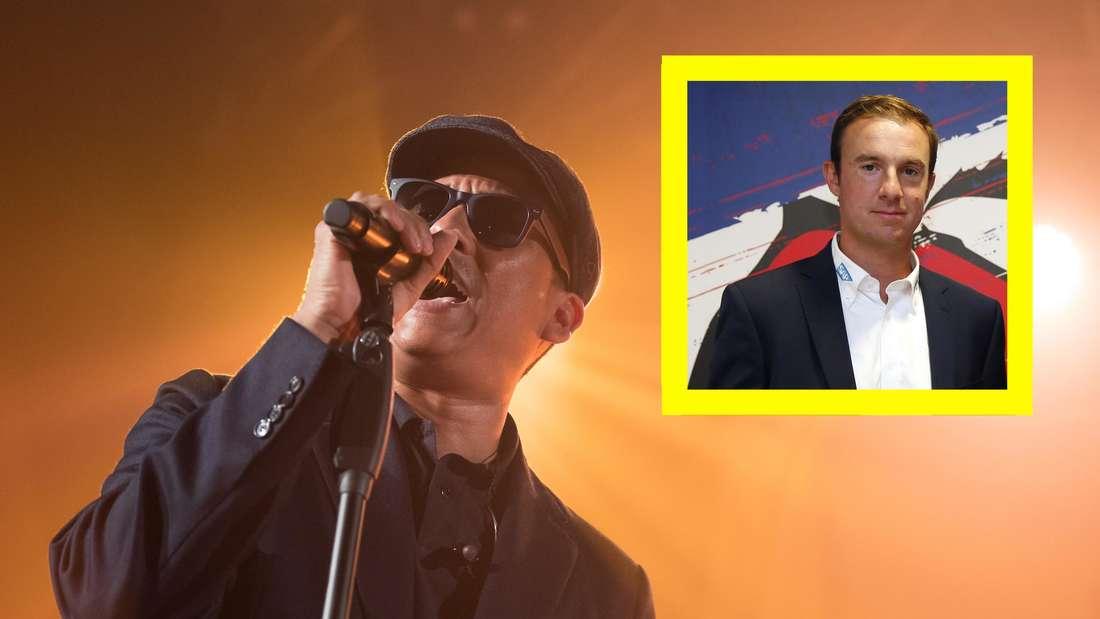 Daniel Hopp äußert sich zum umstrittenen Naidoo-Konzert in der SAP Arena (Archivfotos)