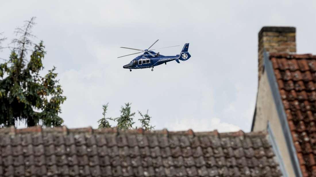 Corona-Kontrollen in Baden-Württemberg: Polizei überprüft mehr als 27.000 Menschen (Symbolfoto)