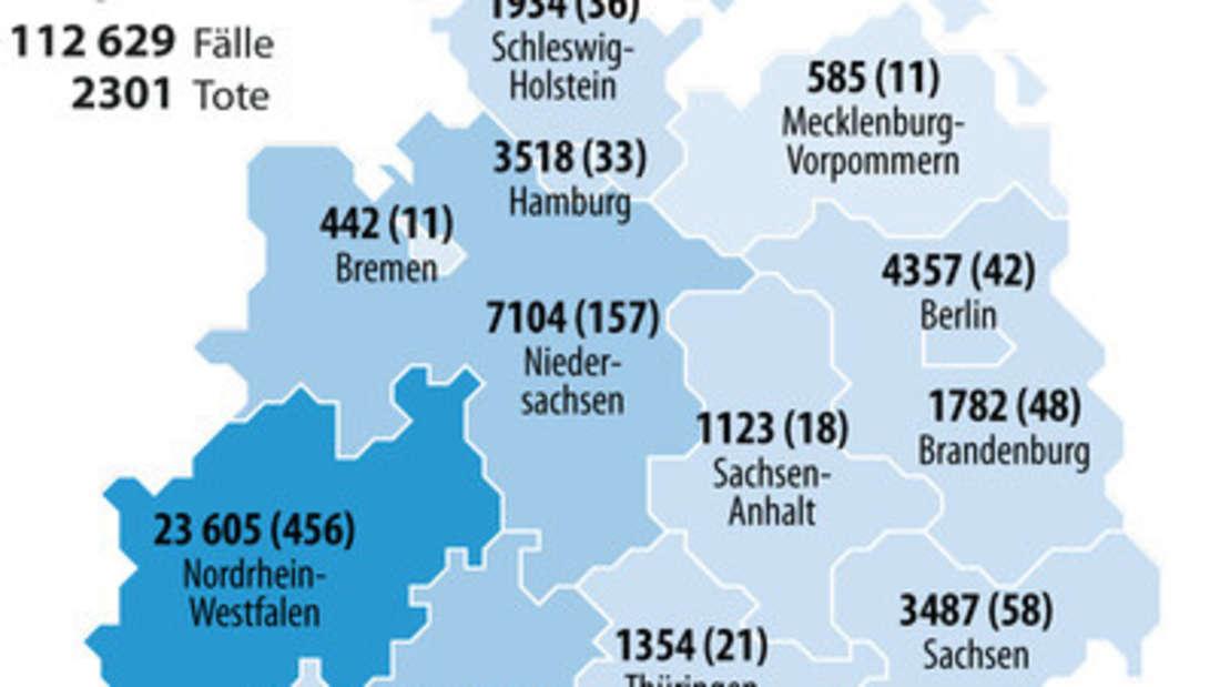 Covid-19 in Deutschland (09.04.2020)