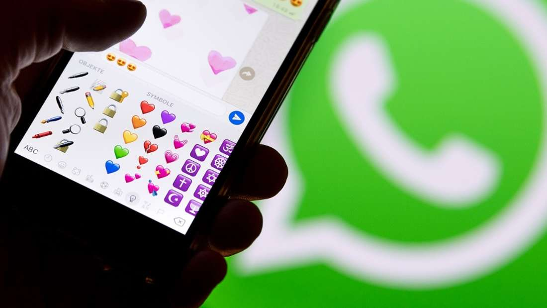 Ostergrüße zu WhatsApp: Witzig oder doch lieber mit ganz viel Herz? So versenden Sie liebe Grüße an Familie und Freunde in der Corona-Pandemie. (Symbolbild)
