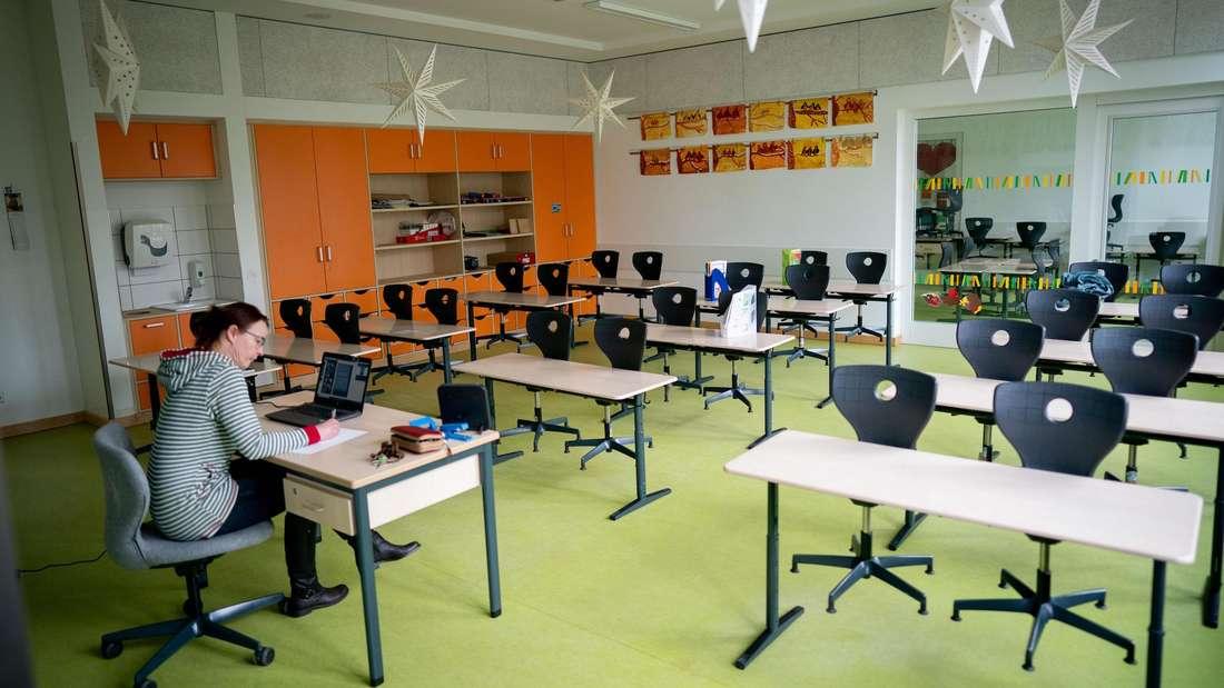 Coronavirus - Grundschule in Oranienburg