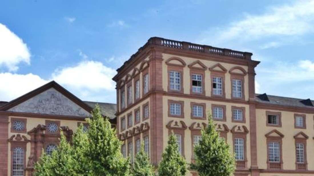 Die Universität Mannheim befindet sich in den Räumen des Barockschlosses.
