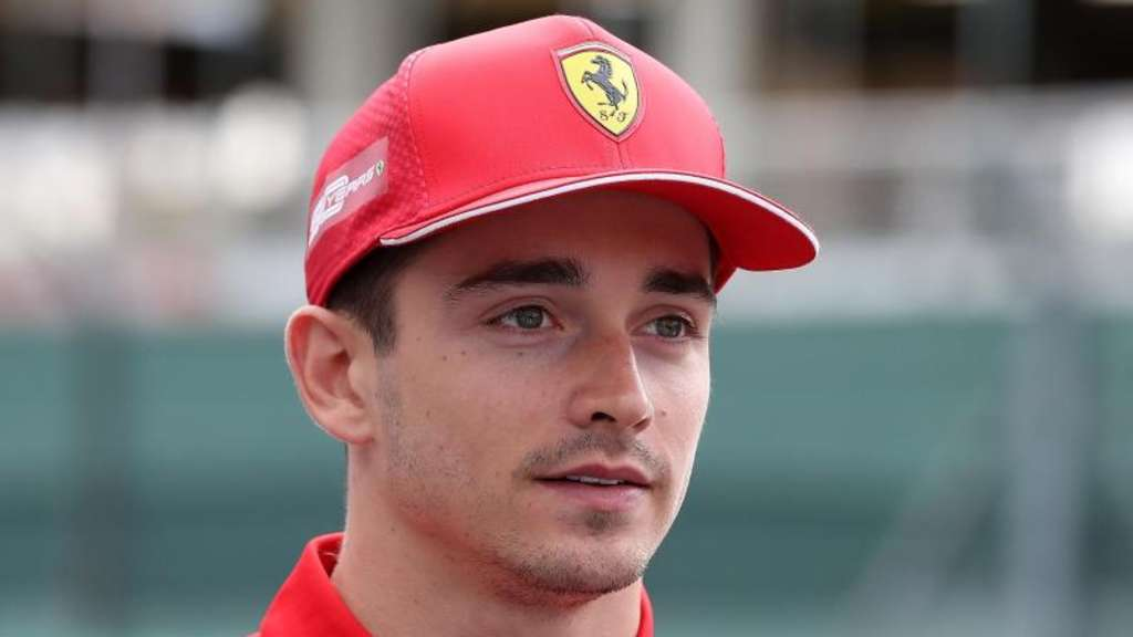 Nimmt am Virtuellen Grand Prix in China teil: Formel-1-Pilot Charles Leclerc. Foto: Martin Rickett/PA Wire/dpa