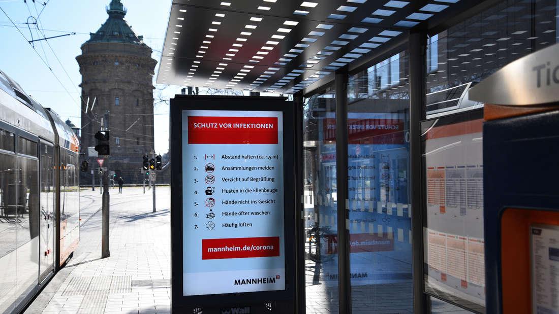 Mannheim: Während der Corona-Krise erscheint die Innenstadt fast wie ausgestorben. Werden jetzt die ersten Läden wieder eröffnen?