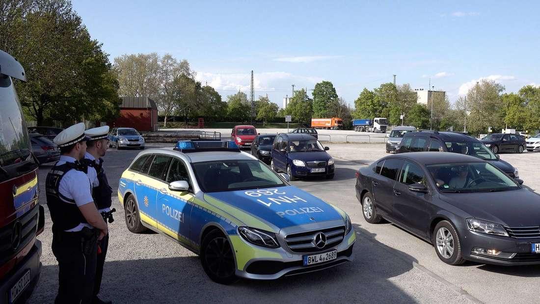 Auf der Theresienwiese in Heilbronn wird am Freitagabend ein Autokino eröffnet.