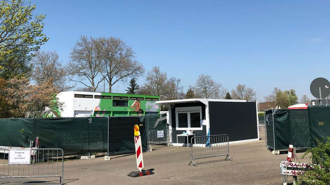 Das Testcenter in Kirchheim