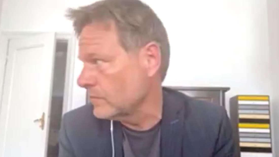 Robert Habeck Coronavirus Interview