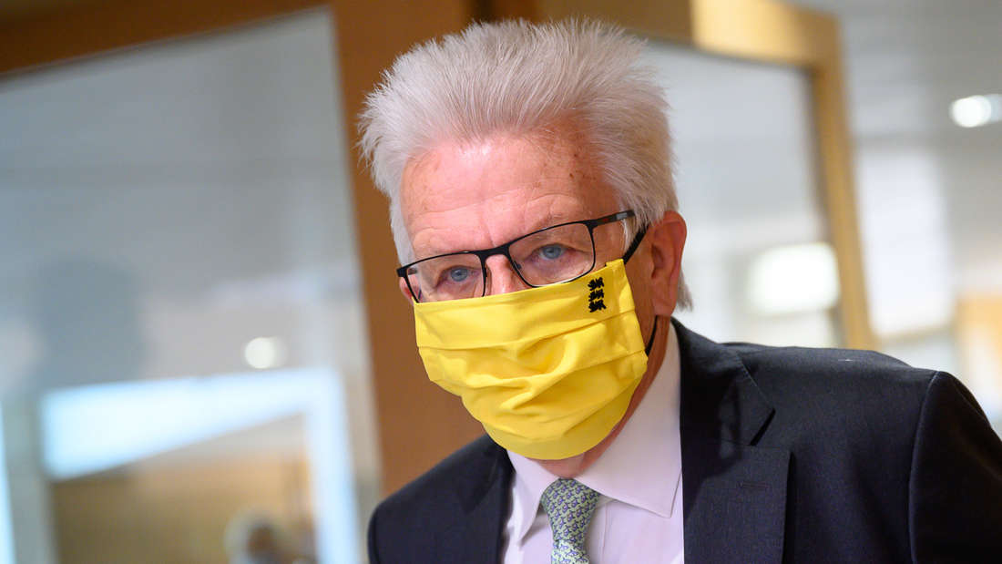 Coronavirus in Baden-Württemberg: Welche Maßnahmen wirdWinfried Kretschmann beibehalten?