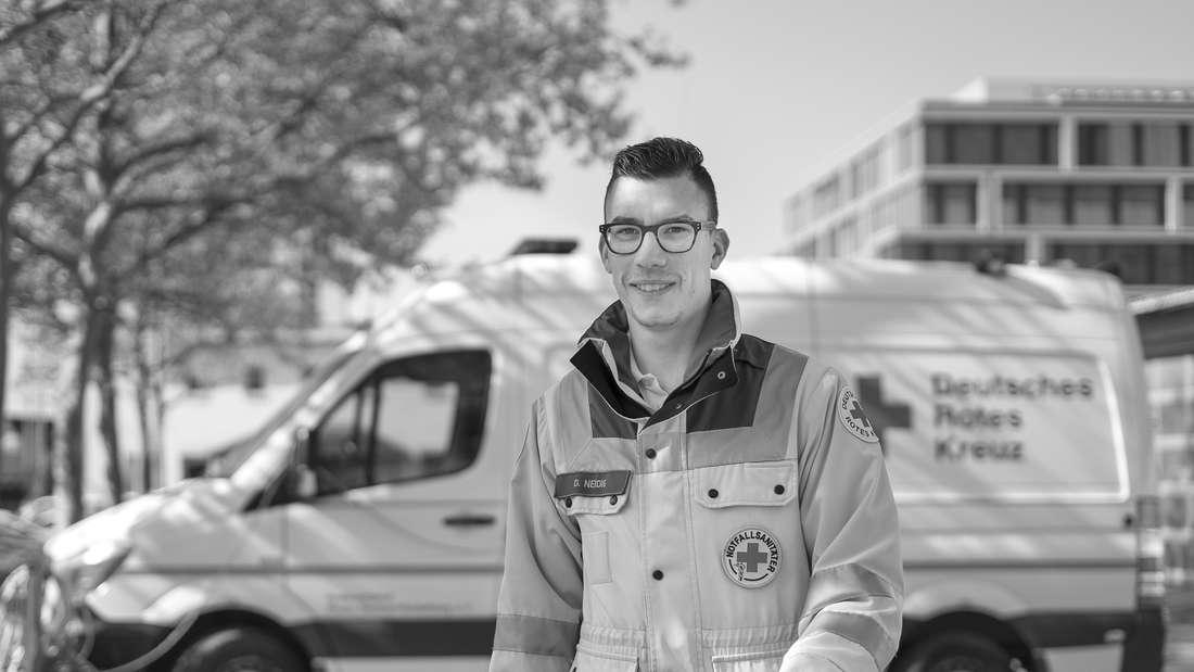 """Die Internetplattform """"Heidelberger Helden"""" porträtiert Menschen, die in der Corona-Krise das gesellschaftliche Leben aufrecht erhalten. Mit den Porträts will man allen Helfern stellvertretend """"Danke"""" sagen. Fotos: Christian Buck"""