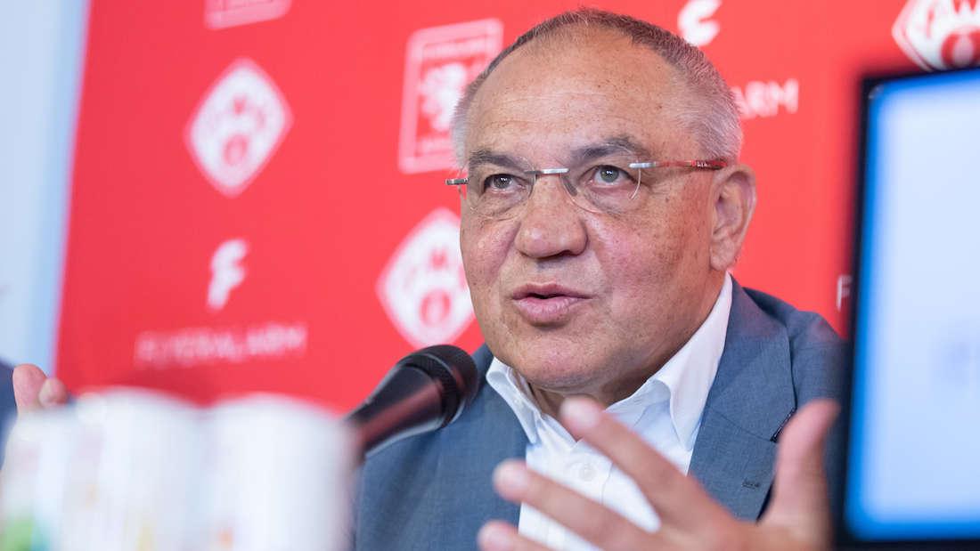 Magath kritisiert DFB wegen 3. Liga: «Absolut null Verständnis»