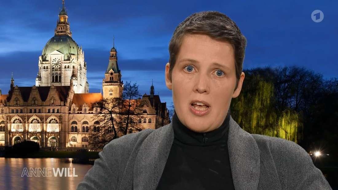 Für flächendeckende, verdachtsunabhängige Corona-Tests: Viola Priesemann vom Max-Planck-Institut Göttingen