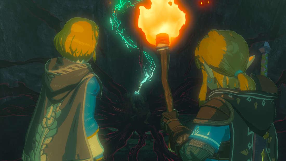 """""""Zelda: Breath of the Wild 2"""": So soll die Spielwelt aussehen"""