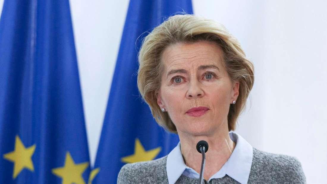 EU-Kommissionschefin Ursula von der Leyen hat mit den Mitarbeitern der Behörde ein Konzept entwickelt, um den Tourismus anzukurbeln.