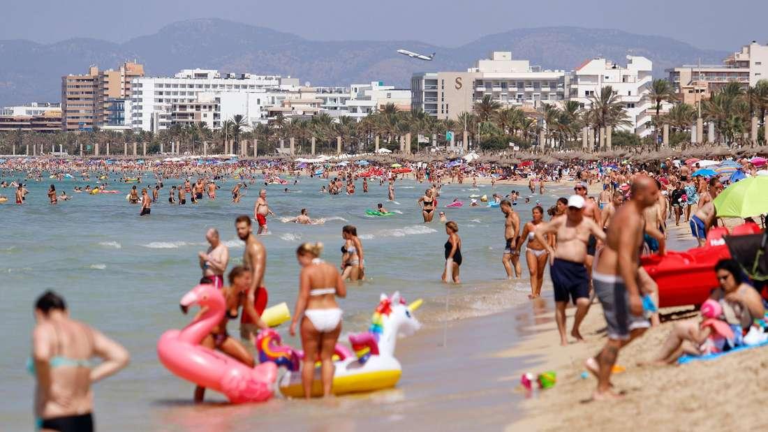 Palma Mallorca Sommerurlaub