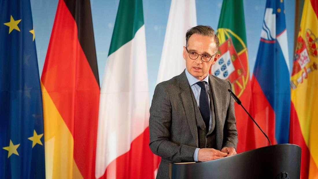 Sommerurlaub in der Corona-Krise? Heiko Maas (SPD) macht eine große Ankündigung. (Archivbild)