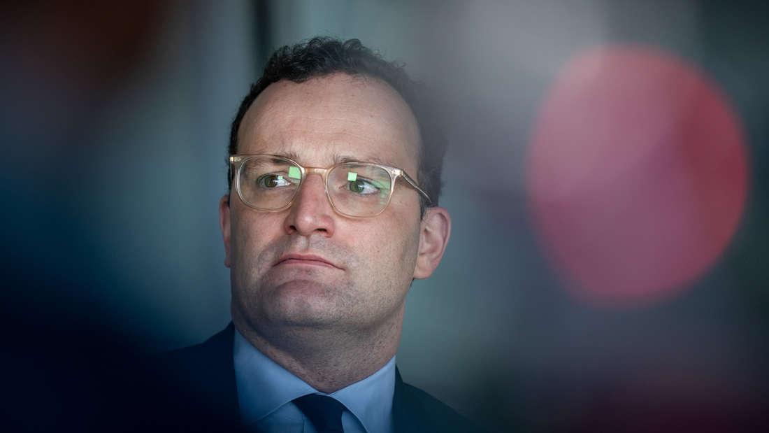 """Coronavirus: Jens Spahn räumt schwerwiegenden Regierungs-Fehler ein:""""Im Nachhinein..."""""""