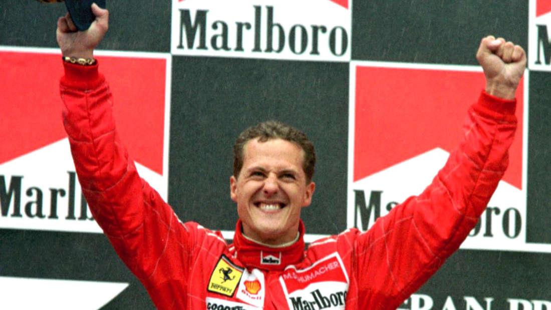 Formel-1-Legende: Michael Schumacher.