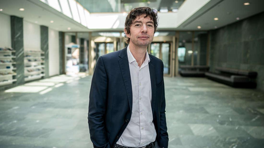 Geht von einer Virus-Übertragung durch Aerosole aus: Christian Drosten ist Virologe an der Berliner Charité.