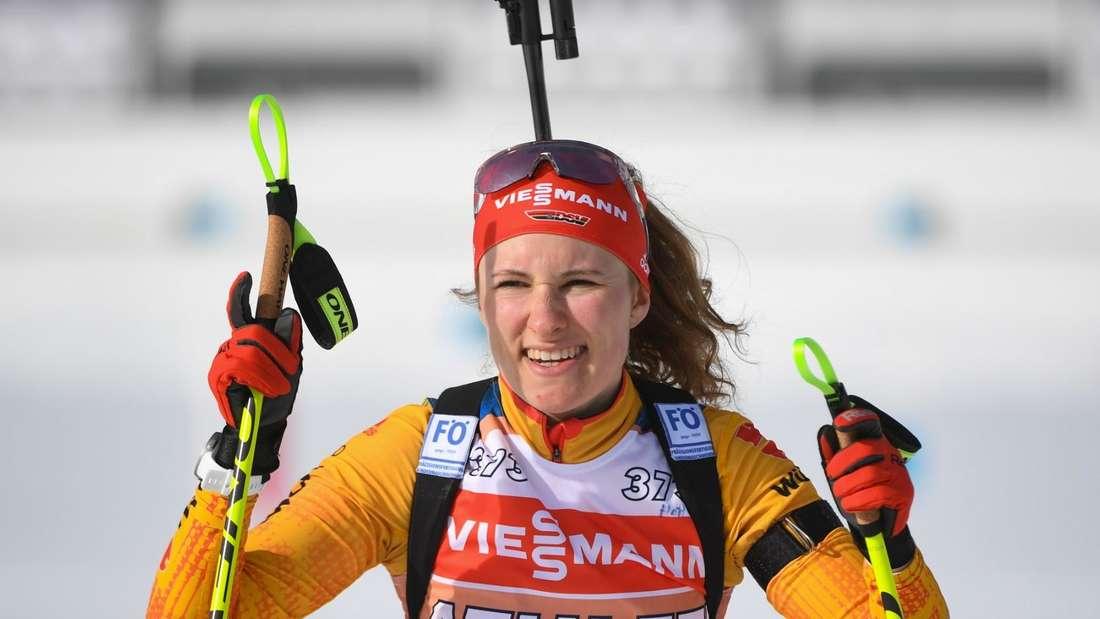 Janina Hettich: Geburtsdatum: 16.06.1996; Skiclub: Ski Club Schönwald; Größte Erfolge: Vize-Europameisterin in der Staffel 2019, Bronzemedaillengewinnerin bei den Deutschen Meisterschaften 2019; Platzierung im Gesamtweltcup der Saison 2019/20: 66.