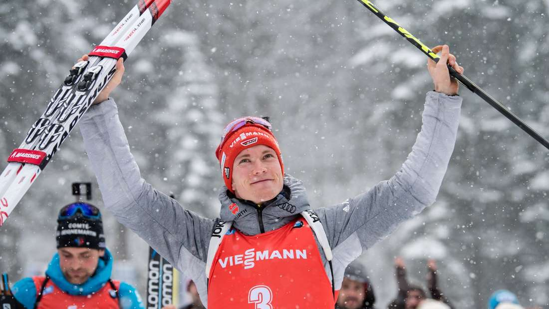 Benedikt Doll:Geburtsdatum: 24.03.1990 ; Skiclub: SZ Breitnau; Größte Erfolge: Weltmeister im Sprint 2017, Bronzemedaille bei Olympia 2018 in Verfolgung und Staffel; Platzierung im Gesamtweltcup der Saison 2019/20: 8.