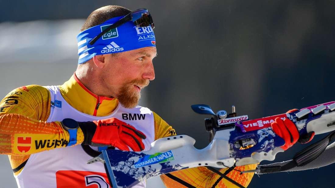 Erik Lesser: Geburtsdatum: 17.05.1988; Skiclub: SV Eintracht Frankenhain; Größte Erfolge: Weltmeister in der Verfolgung 2015, Weltmeister in der Staffel 2015, Silbermedaille im Einzel bei Olympia 2014; Platzierung im Gesamtweltcup der Saison 2019/20: 59.