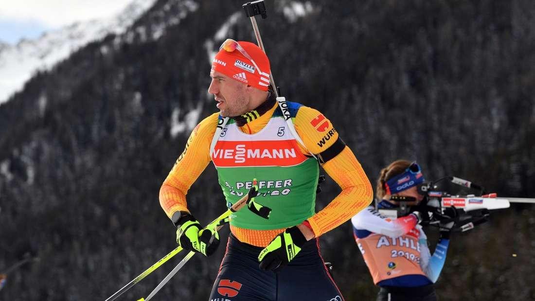 Arnd Peiffer: Geburtsdatum: 18.03.1987 ; Skiclub: WSV Clausthal-Zellerfeld; Größte Erfolge: Olympiasieger 2018 im Sprint, Weltmeister 2011 im Sprint, Weltmeister 2019 im Einzel; Platzierung im Gesamtweltcup der Saison 2019/20: 11.