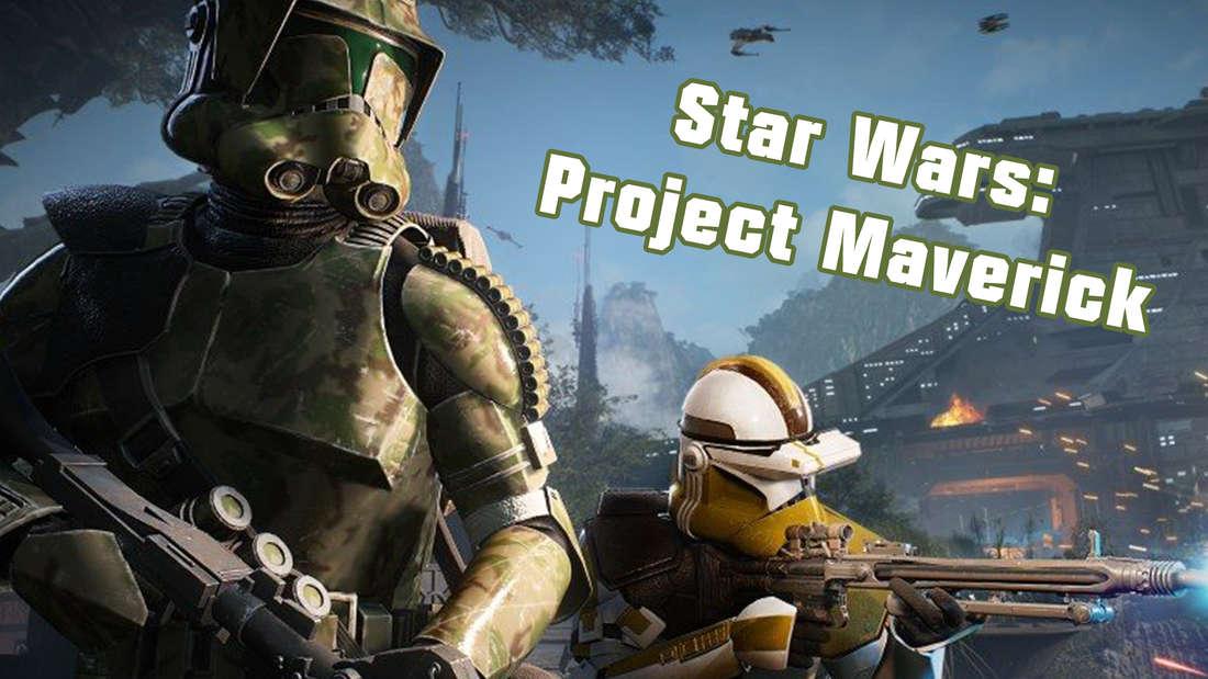 Electronic Arts soll an einem neuen Star Wars-Spiel mit dem Titel Project Maverick arbeiten. Ein Leak gibt nun zahlreiche Details preis.