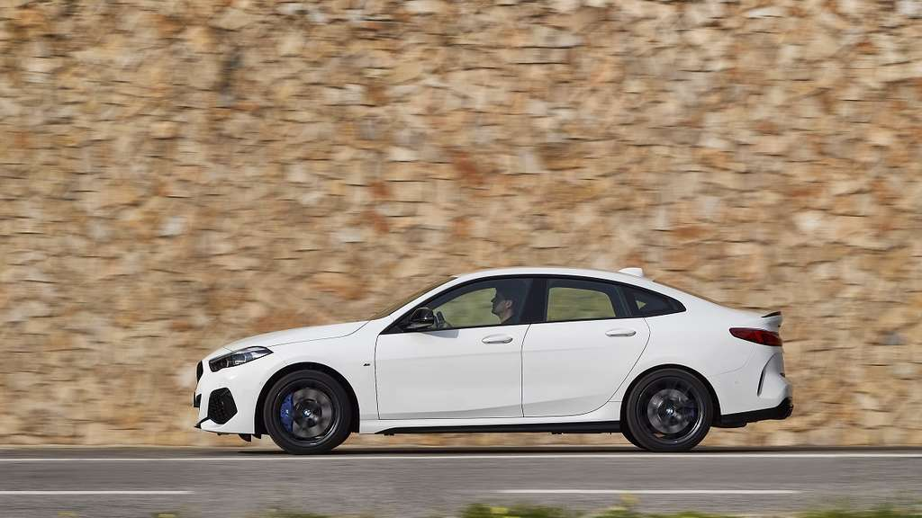 BMW 2er M Gran Coupé im Test