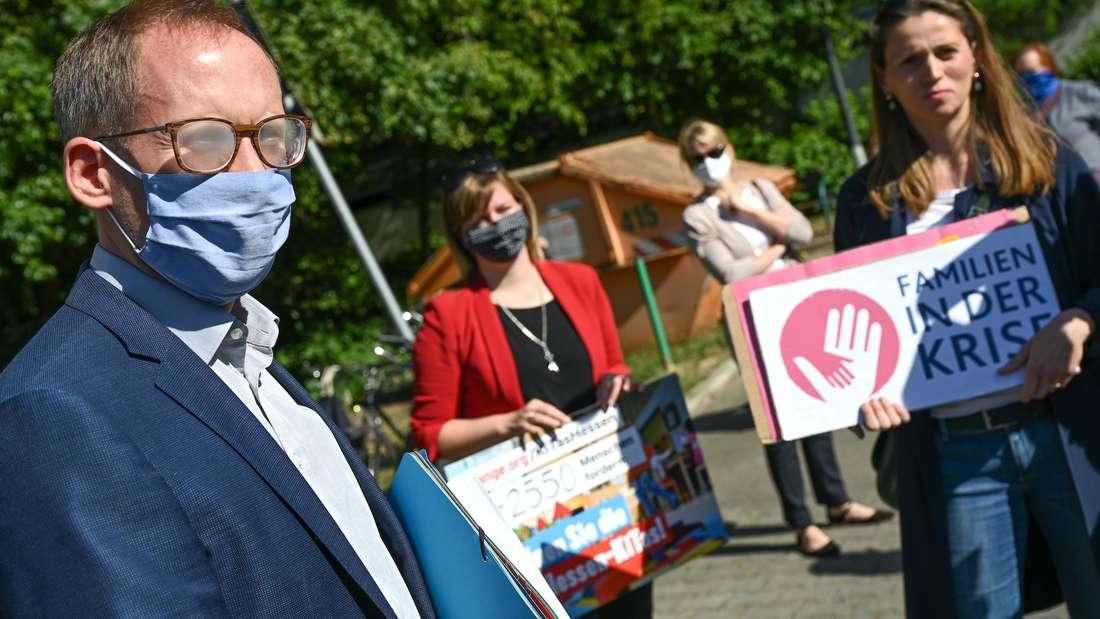Erweiterte Betreuung in Hessens Kitas startet