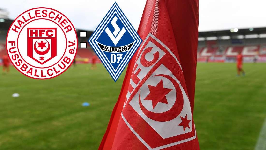 Der SV Waldhof Mannheim ist am Dienstag zu Gast beim HFC.