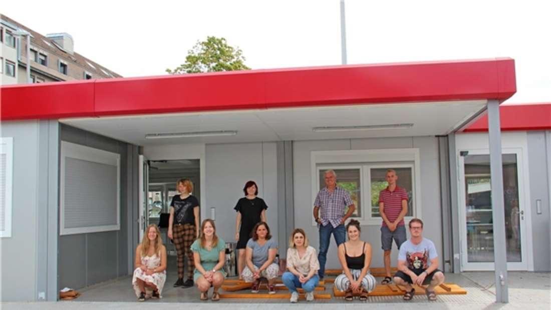 Das Team des Café Anker.