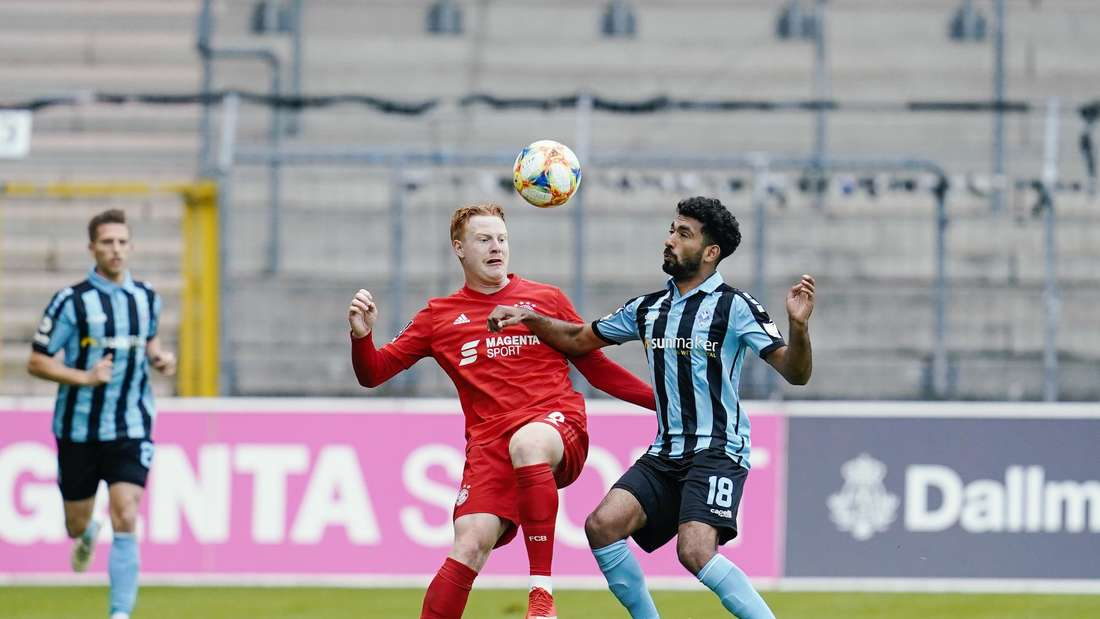 SV Waldhof Mannheim – FC Bayern München II