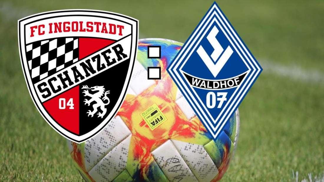 Der SV Waldhof ist am Mittwoch zu Gast beim FC Ingolstadt.