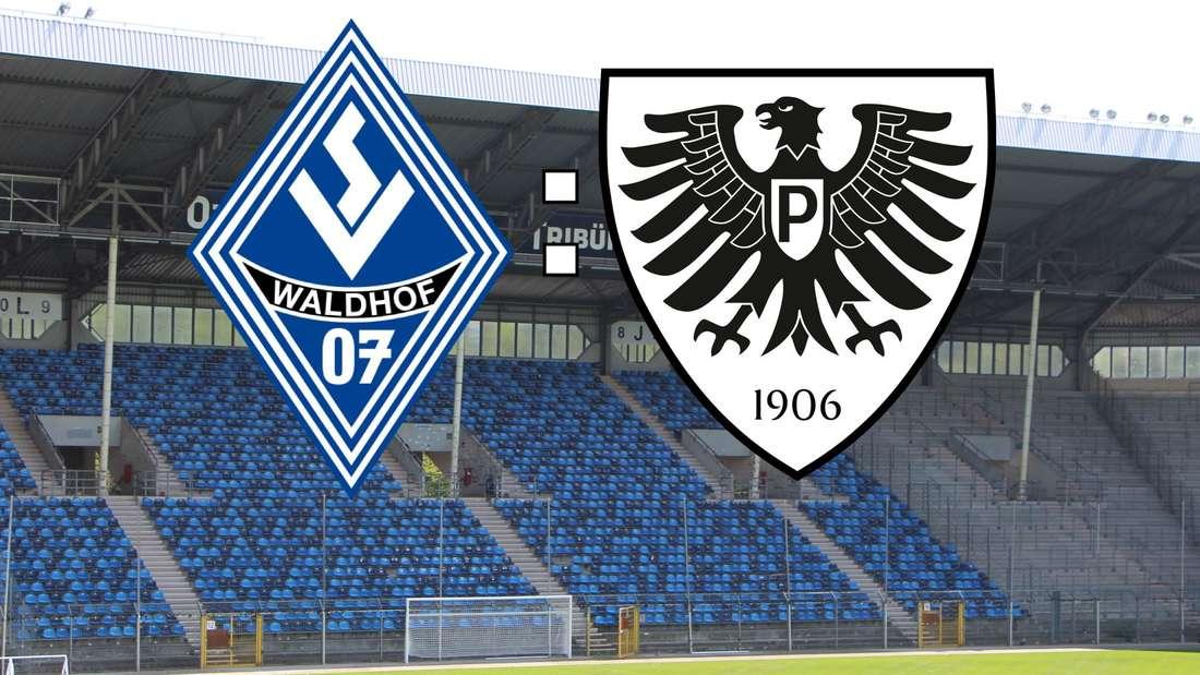 Der SV Waldhof Mannheim empfängt am Sonntag Preußen Münster.