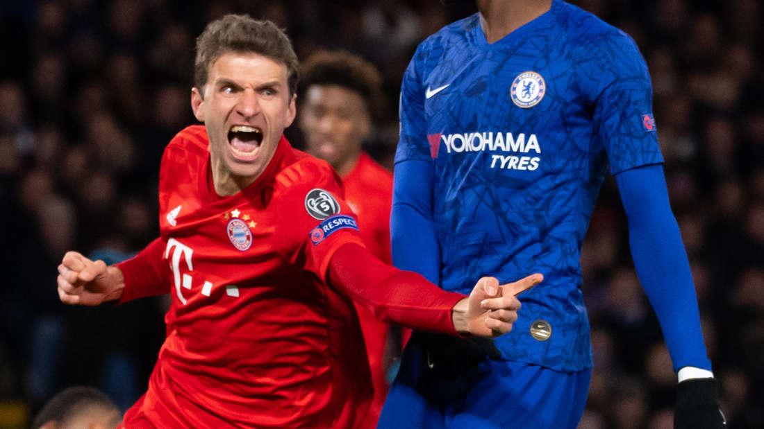 FC Bayern: Spektakuläre Wende!CL-Rückspiel gegen Chelsea wohl doch nicht in Portugal