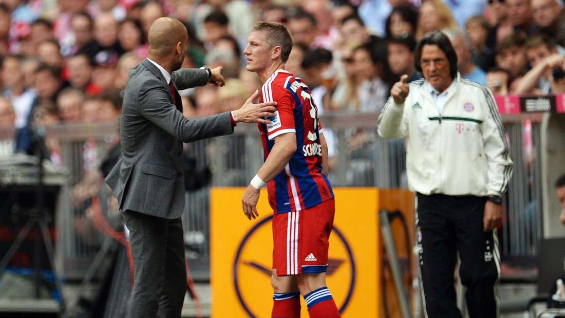 """Müller-Wohlfahrt nannte die Zeit unter Guardiola einen""""schwarzen Fleck""""."""