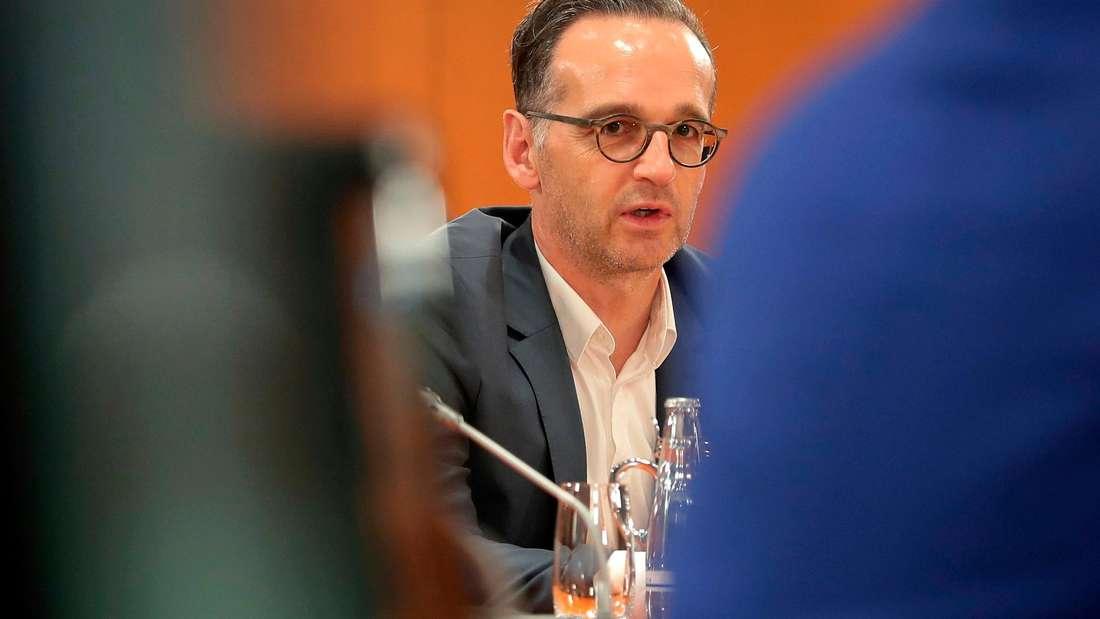 Bei einer Sitzung des UN-Sicherheitsrats warnte Heiko Maas aufgrund des Libyen-Konflikts