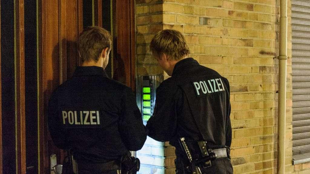 Polizeieinsatz Rastatt