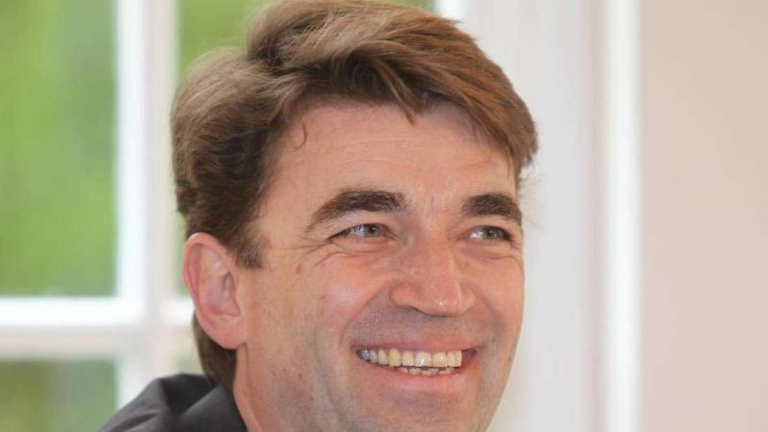 Mathias Dahms, Präsident des Deutschen Sportwettenverbands. Foto: picture alliance / dpa