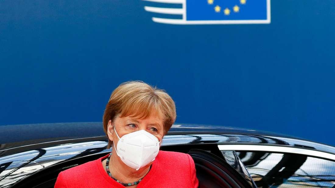 """EU-Gipfel vor Showdown: Kanzleranwärter sieht""""existenzielle"""" Frage - Merkel jetzt in der Pflicht?"""