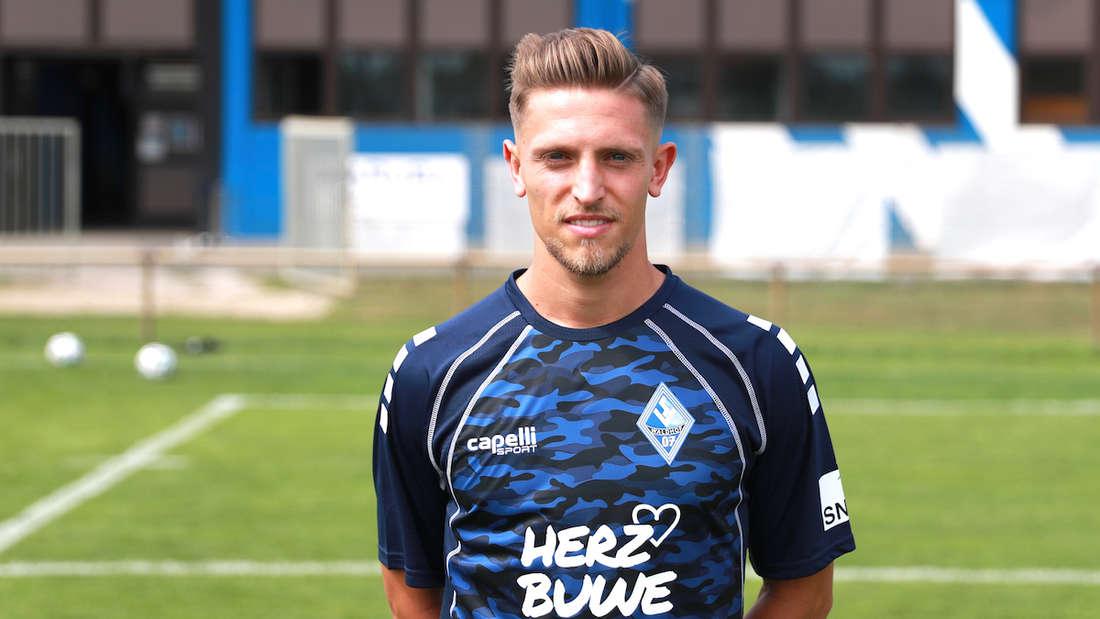 Jan-Hendrik Marx bleibt beim SV Waldhof Mannheim.