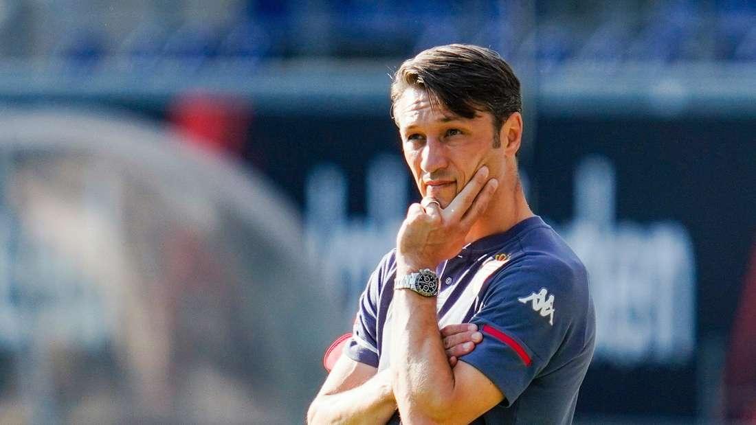 Niko Kovac trainiert die AS Monaco.