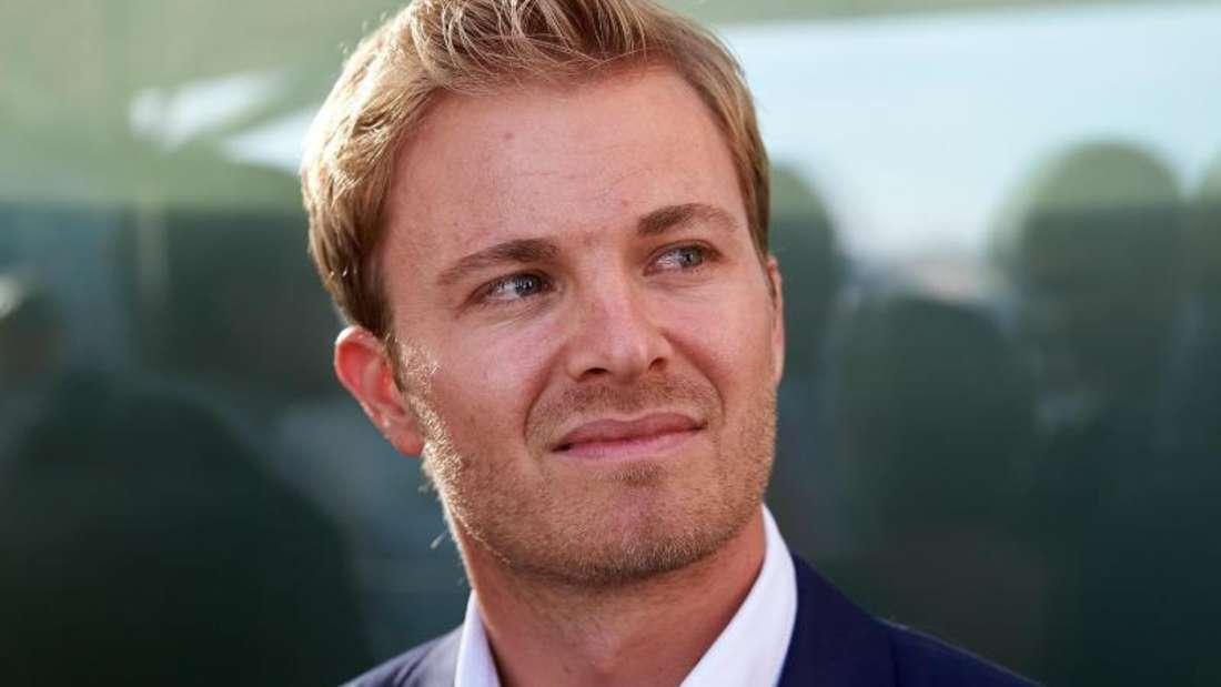 Neu in der Runde der Investoren: Nico Rosberg.