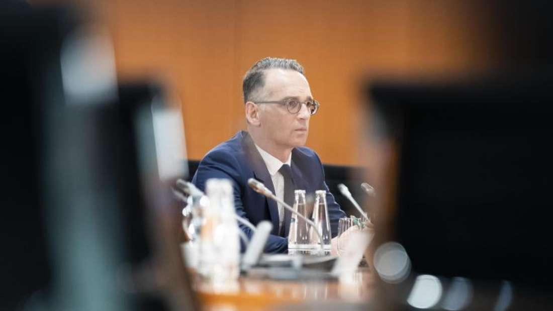 Bundesaußenminister Heiko Maas empfängt seine Amtskollegen in Berlin. Beraten werden soll über Sanktionen gegen Belarus und mögliche Reaktionen auf die Entwicklungen im Erdgaskonflikt mit der Türkei.