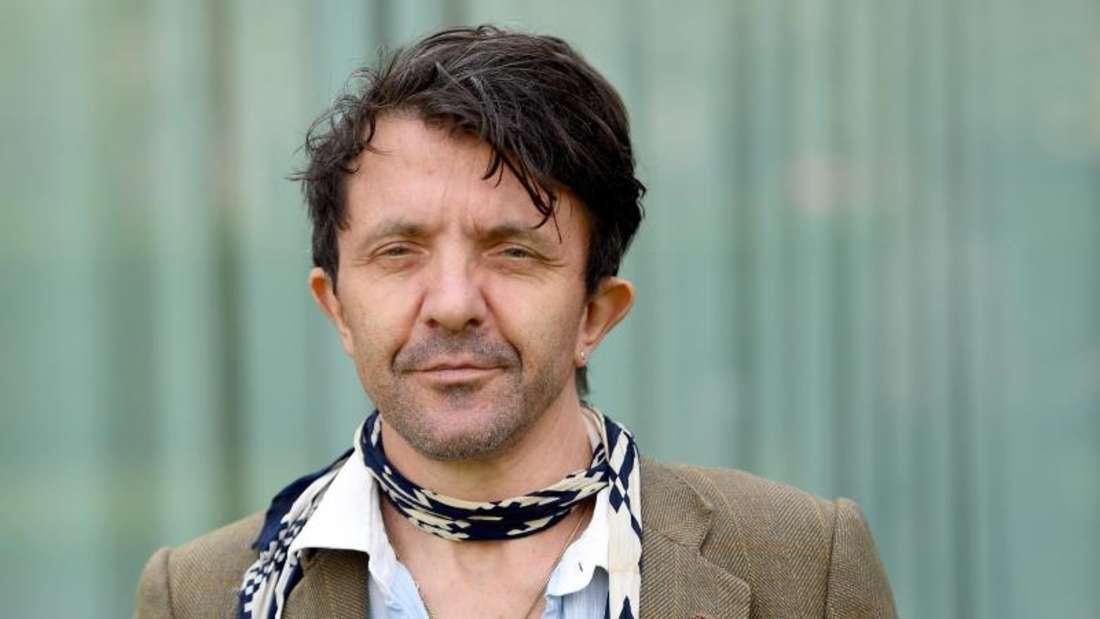 David Bennent spielte in der Oscar-prämierten «Blechtrommel»-Verfilmung von Volker Schlöndorff den Oskar. Foto: Britta Pedersen/dpa-Zentralbild/dpa