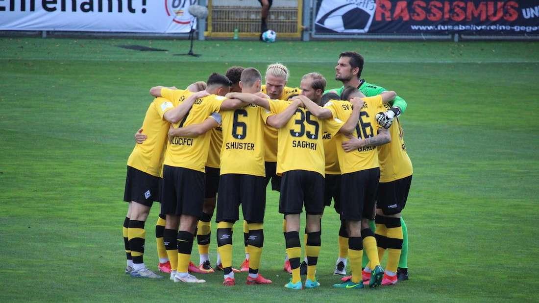 Der SV Waldhof gastiert am Samstag beim VfB Eppingen (Archivbild).